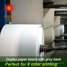 Duplexkarton Papier 250g / 300g / 350g / 400g / m²