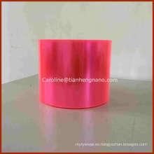 Grado alimenticio PVC / PE Termoformado película rígida (certificación ISO)