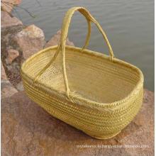 High Quality Hot-Sell Handmade Natural Bamboo Basket (BC-NB1027)