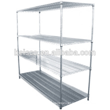 Hot sales Stainless steel grating shelves,wire frame shelf