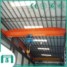 Electric Single Girder Overhead Crane