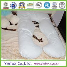 Body almohada suave almohada almohada mujer embarazada (GE-90 / OEKO-TEX)