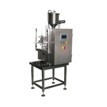 Rotary Small K Cup Coffee Capsule Filling And Sealing Machine
