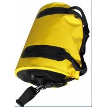 Bolsa de lona impermeable al aire libre de PVC 500D