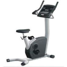 Fitnessstudio Fitness Ausrüstung innen benutzt Upright Bike