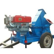 Desensiladores de madera del tipo de disco del motor diesel para la venta