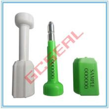 Selo de parafuso personalizado ISO 17712 compatível com alta segurança