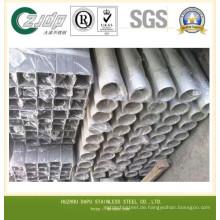 ASTM A312 Tp316L Geschweißte Rostfreie Stahl Nahtlose Rohr