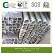 ASTM A312 Tp316L Tuyau sans soudure sans soudure en acier sans soudure
