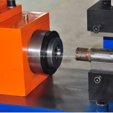 Tube reducer tube end forming machine