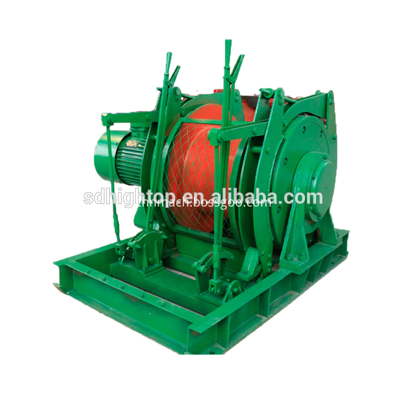 Mining Winch Prop-Pulling