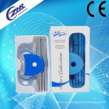 Набор для домашнего использования Ze-1 для отбеливания зубов