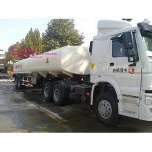 fuel tank trailer of 3axles Sinotruk cimc