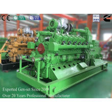 Natural Gas Generator with Ce Approved Woodward Control System with Cummins Engine Authorization Suitable for Biogas and Biomass