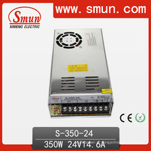 Fonte de alimentação incluida do interruptor de 350W 24V 14.5A com Ce RoHS