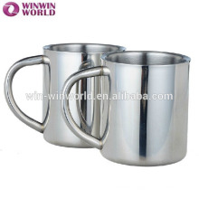 Promotional Insulated Tableware Double Wall Stainless Steel Mug