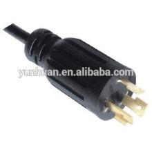 UL certificated cabo com conector Nema L6 - 30P