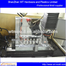precision plastic injection mould parts made in china