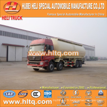 FOTON camion citerne à ciment en vrac 8x4 40M3 270 ch prix choc production professionnelle vente chaude