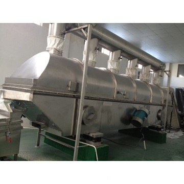 Vibration Fluid Bed Drying Machine