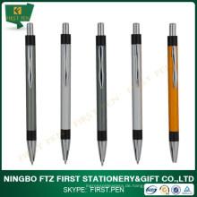 Student Schreibwaren Artikel Aluminium Metall Custom Logo Stift