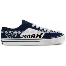 Zapatos de lona negros