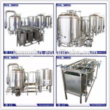 CE a approuvé la bière commerciale d'équipement de brasserie de bière micro commerciale