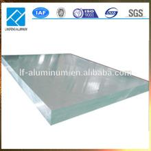 Prix concurrentiel de la feuille d'aluminium de la Chine