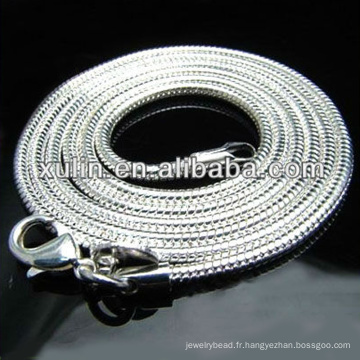 gros alibaba 925 collier en argent sterling murano