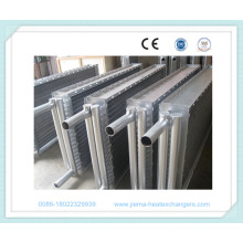Finned Tube Air Heat Exchanger for Timber Drying