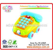 Musical Teléfono juguetes para bebé