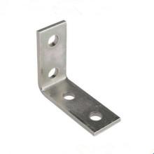 Estampación de piezas de chapa metálica Piezas de soporte de acero inoxidable
