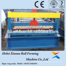 SUPER GALUM Plate Forming Floor Decking Panels Machinery in XINNUO Manufacture Equipments