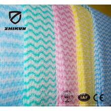 13 mesh spunlace nonwoven fabric dust cloth