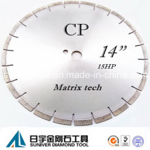 "14"" Diamond Saw Blade for Concrete Cutting"