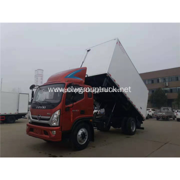 Foton 4x2 Vegetable Transport Truck