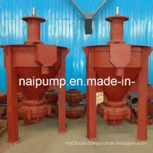 Mining Vertical Froth Pump (QV-AF)
