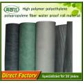 Poids 300-500g / membrane populaire de polyéthylène d'imperméabilisation de haut polymère de vente de mètre carré