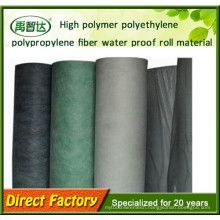 Length 100 M Good High / Anti-Aging High Polymer Polyethylene PVC Waterproofing Membrane