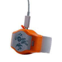 Sports watch Bluetooth speaker with talking clock, broadcast function, handsfree and alarm