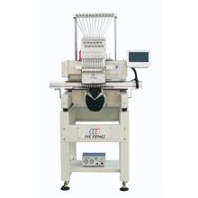 Machine de broderie à tête unique HeFeng pour capuchon et t-shirt