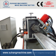 High Speed Quality Automatic Control Aluminum Curving Curtain Sliding Rail Making Machine