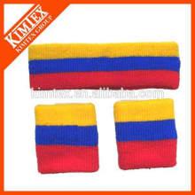 Custom cotton headband sweatband