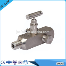 Best-selling SS high Pressure gauge cock valve
