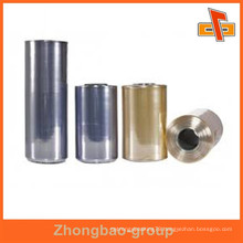 Packaging material OEM water proof rigid flexible colored heat shrink wrap film