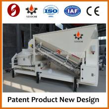 Передвижная передвижная бетоносмесительная установка в продаже с запасными частями бесплатно 10-16м3 / ч