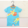 2017 China Manufacturer Organic Cotton Baby Animal Rompers Wholesale Carter's