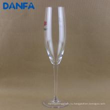 120 мл Шампанское Стеклянная / Шампанская флейта (CF023)