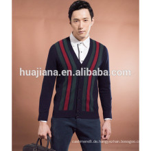 Kaschmir-Cardigan für Männer hergestellt in China