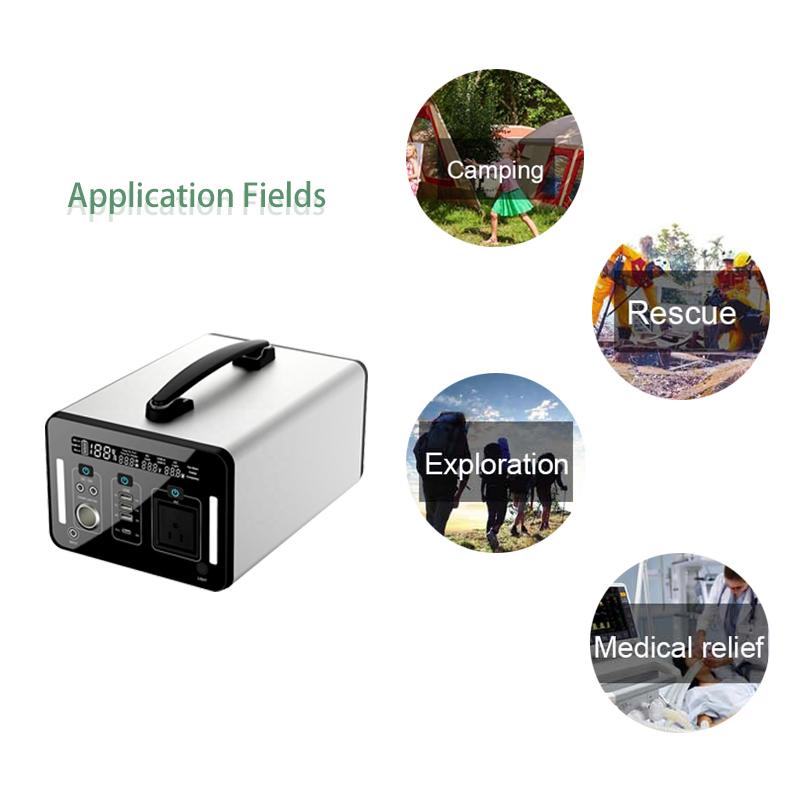 8 Portable Solar Generator